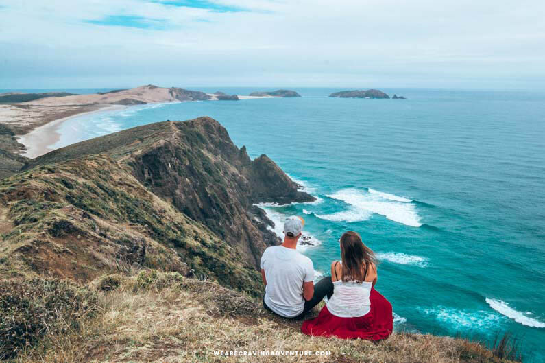 Cape Reinga New Zealand North Island Road Trip