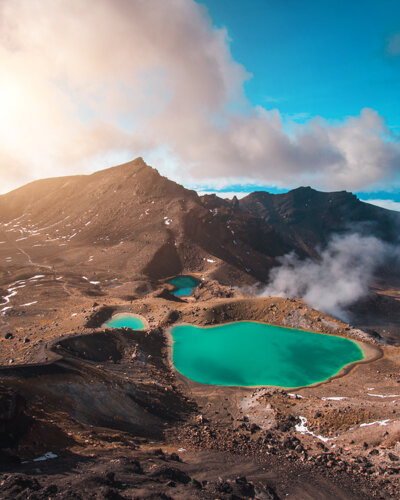 Jump to - General informationPreparing for the Tongariro Alpine CrossingWhat to packHiking the Tongariro Alpine CrossingGet a guideWhere to stayTongariro Northern circuit
