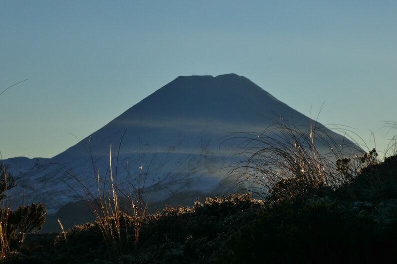 Mount Ruapehu Tongariro Alpine Crossing Guide