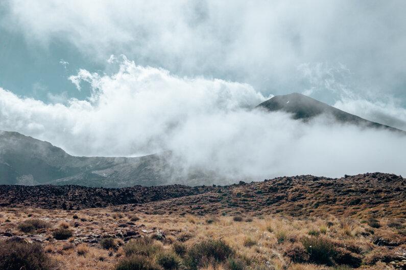 Mount Ngauruhie Tongariro Alpine Crossing Guide