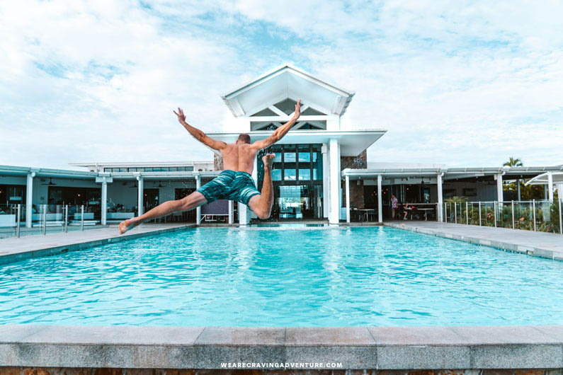 Taumeasina Island Resort Where to stay on Upolu