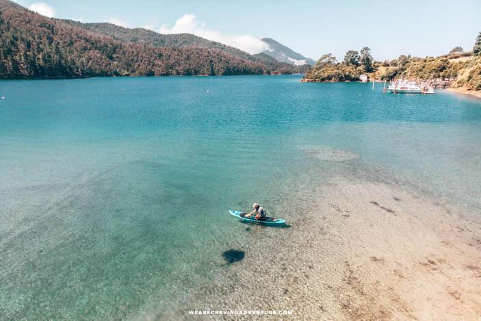 New Zealand South Island Road Trip Marlborough Sounds