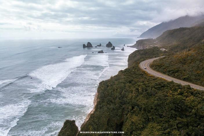 New Zealand South Island Road Trip West Coast
