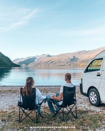 New Zealand South Island Road Trip Lake Wakatipu