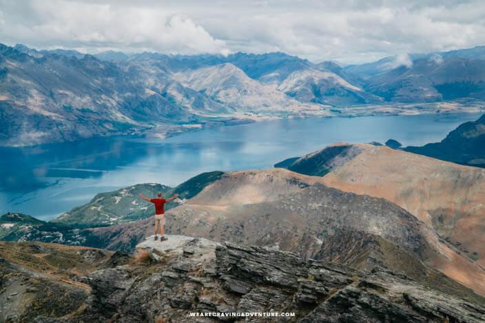 New Zealand South Island Road Trip Ben Lomond Track