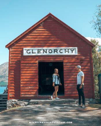 New Zealand South Island Road Trip Glenorchy