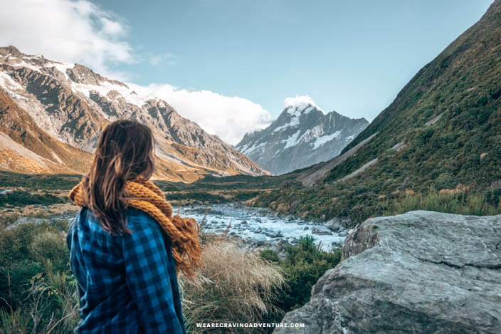 New Zealand South Island Road Trip Mount Cook National Park