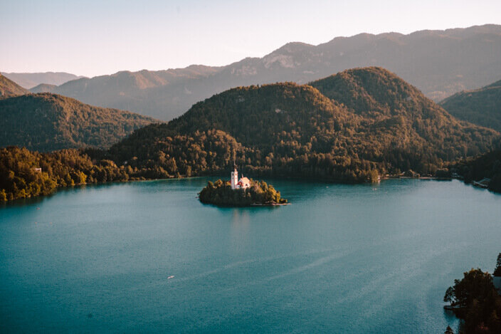 The Perfect Day Trip to Lake Bled -
