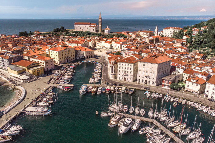 Your guide to the coast of Slovenia & hinterlands -