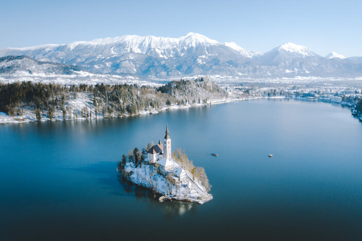 Amazing things to do in Lake Bled in Winter -