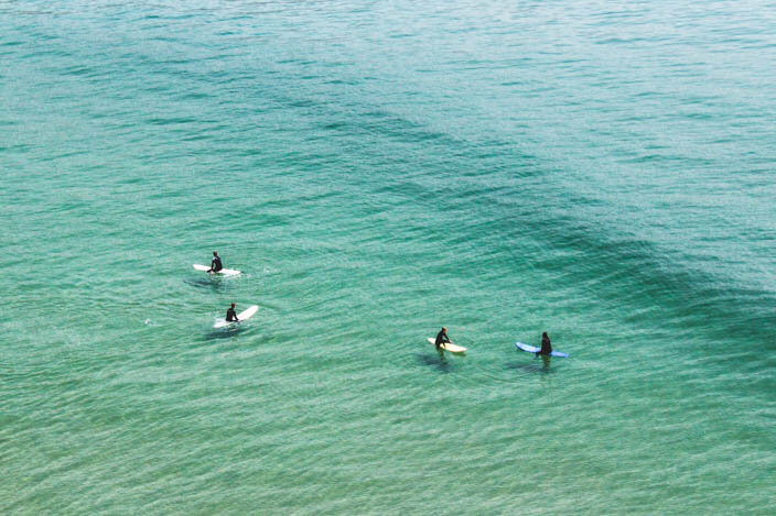 New Zealand Coromandel Surf