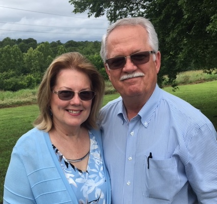 Mom and Dad on their 50th Anniversary, June 6, 2019