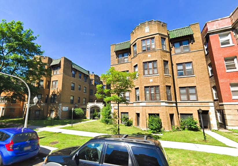 6920 S. Oglesby Avenue.  Chicago, IL 60645
