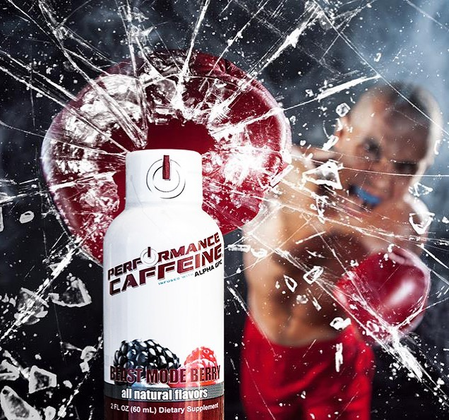 Beast Mode Berry  #performancecaffeine