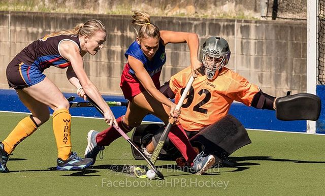 Proud of our Brisbane Blitz for getting to the #SuperLeague grand final today! Unfortunately the girls went down 0-1 to Wide Bay #brishockey 📷 @hpb.photography