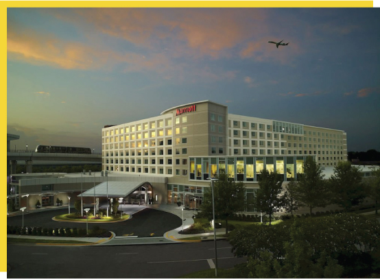 Atlanta Airport Marriott Gateway - 2020 Convention Center Concourse Atlanta, Georgia 30337Room Rates: $114.00 - $129.00Last Day to Book: Thursday, January 2, 2020