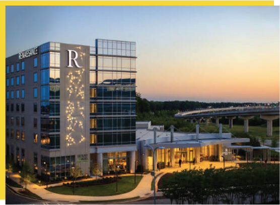 Renaissance Atlanta Airport Gateway - 2081 Convention Center Concourse Atlanta, Georgia 30337Room Rates: $119.00 - $129.00Last Day to Book: Thursday, January 2, 2020