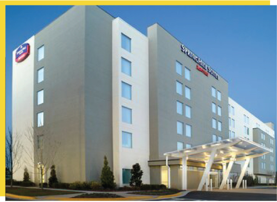 Spring Hill Suites Atlanta Airport Marriott Gateway - 2091 Convention Center Concourse Atlanta, Georgia 30337Room Rates: $114.00 - $129.00Last Day to Book: Thursday, January 2, 2020
