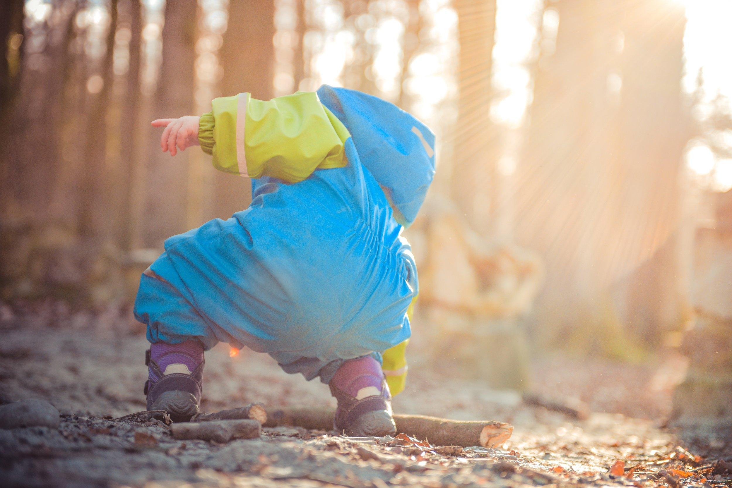 early childhood -