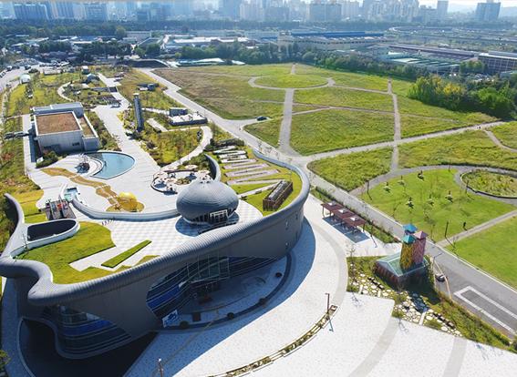 서울 중랑물재생센터