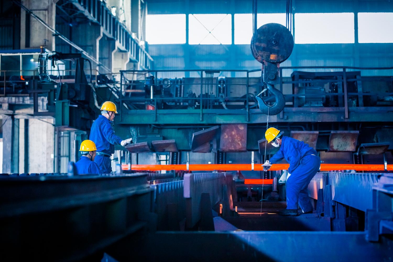 국내 최대 제철업체 P사 산업폐수