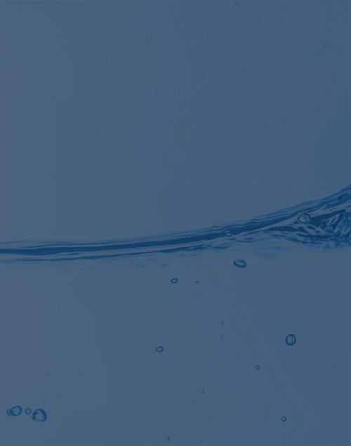 깨끗한 방류수질 확보로풍부한 수자원 확보 - 수자원의 선순환