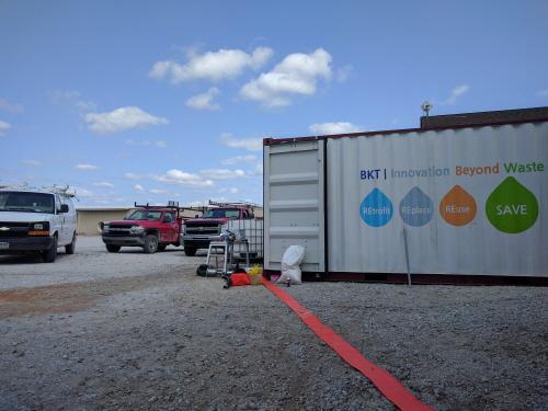 미국 인디애나 젖소목장 PUREGOLD 사업, 가축분뇨에서 친환경비료 생산으로 농가 수익 창출