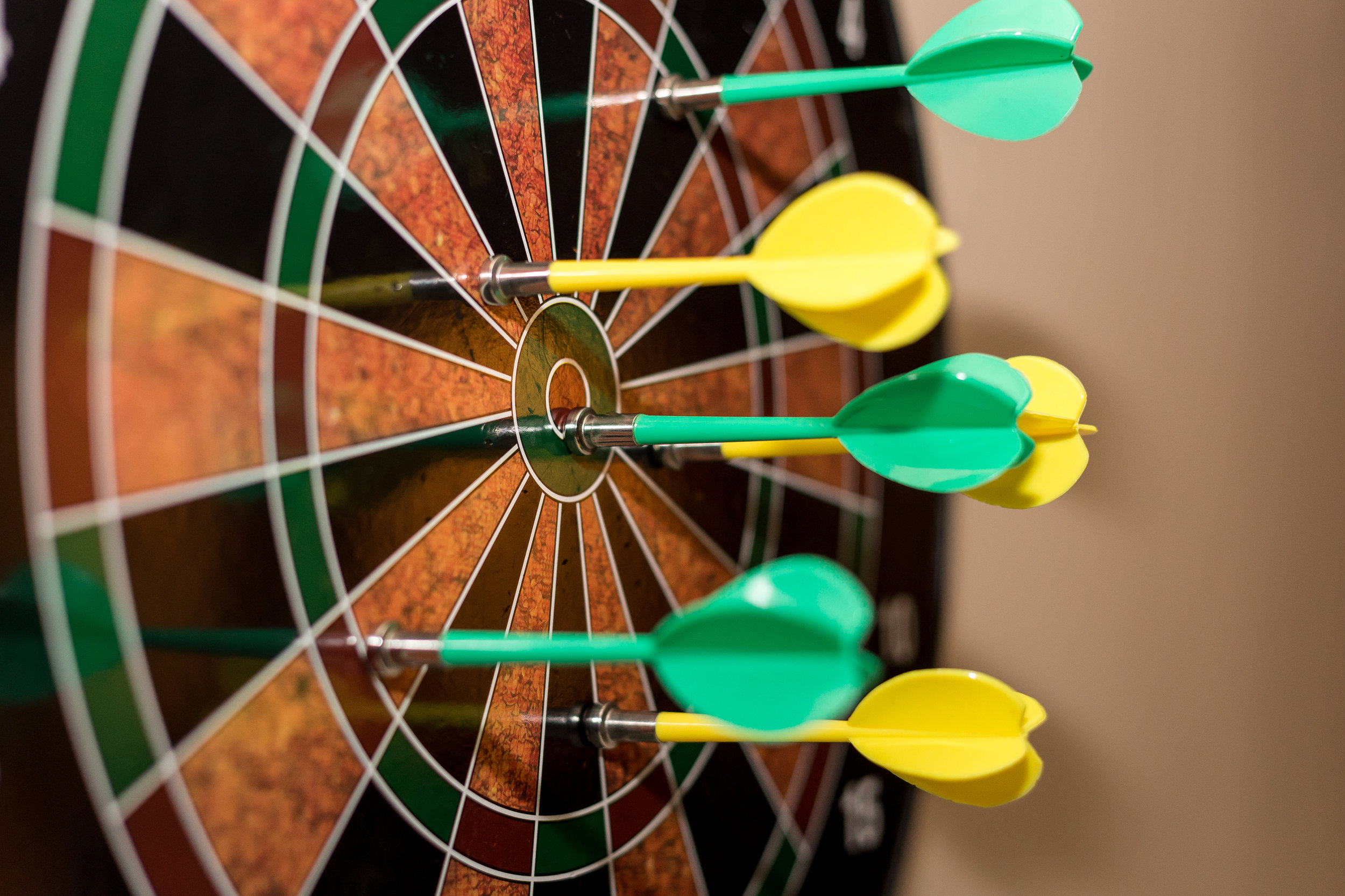 darts - Darts every week - registration from 6.30pm