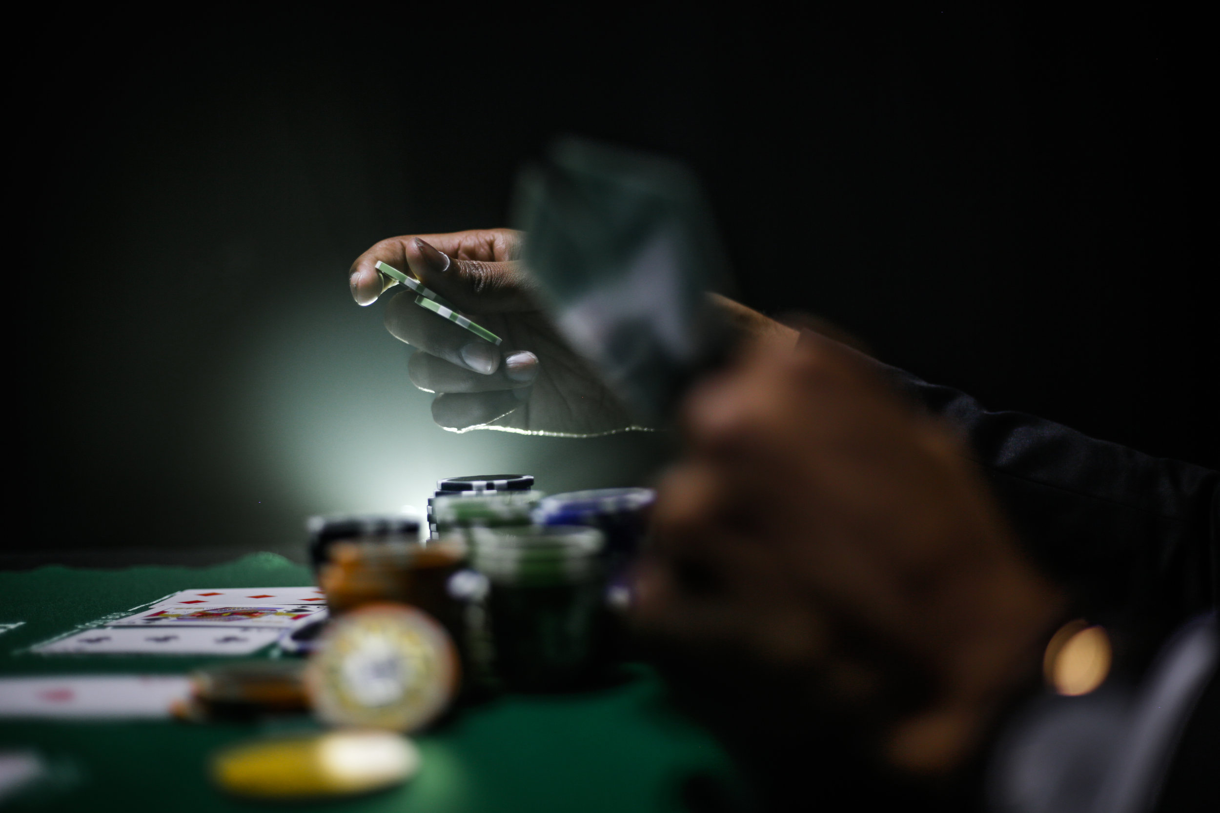 poker - Poker every Monday night – registration from 5.30pm