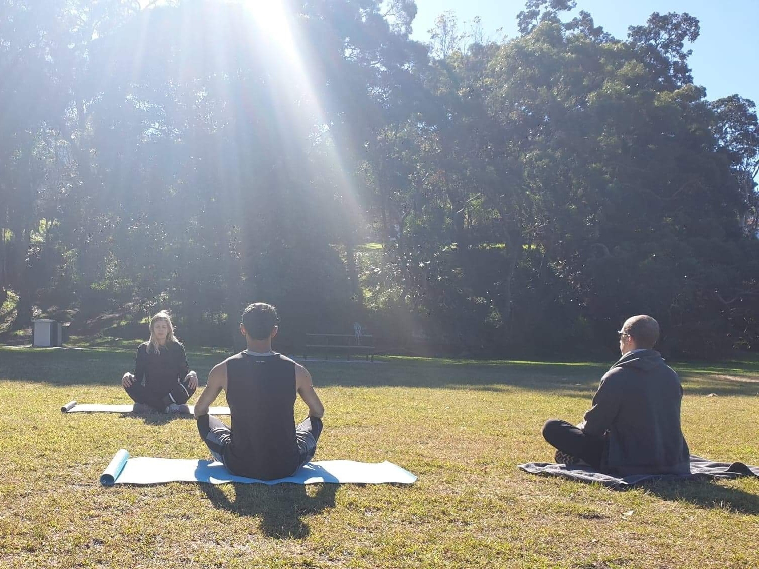 Mindful Fitness Class, North Harbour Reserve