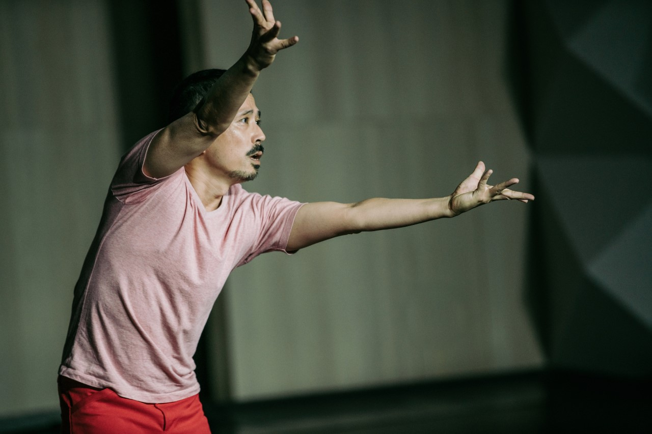 Sitting down with dancer and choreographer Ryuichi Fujimura -