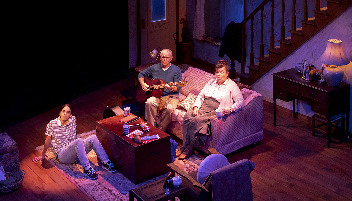 Libby Asciak, Gerard Carroll and Genevieve Lemon in FOLK, photo by Phil Erbacher.jpg