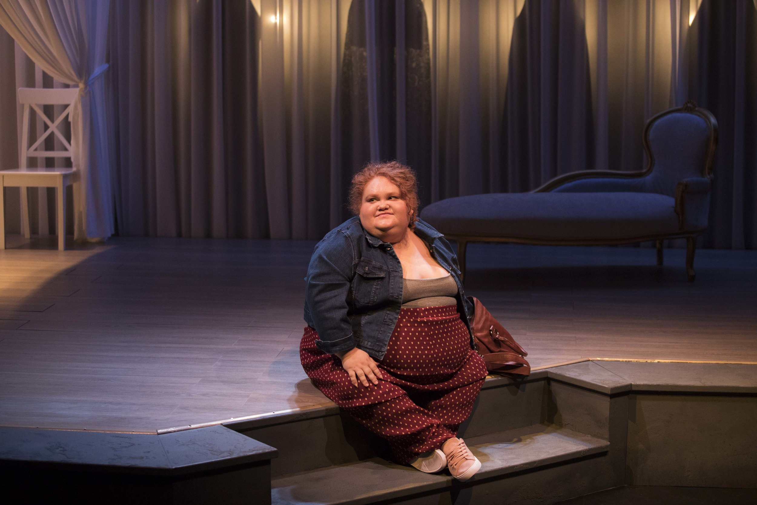 Made to Measure - A play with lived experience in its heart.Production images: Lisa Tomasetti
