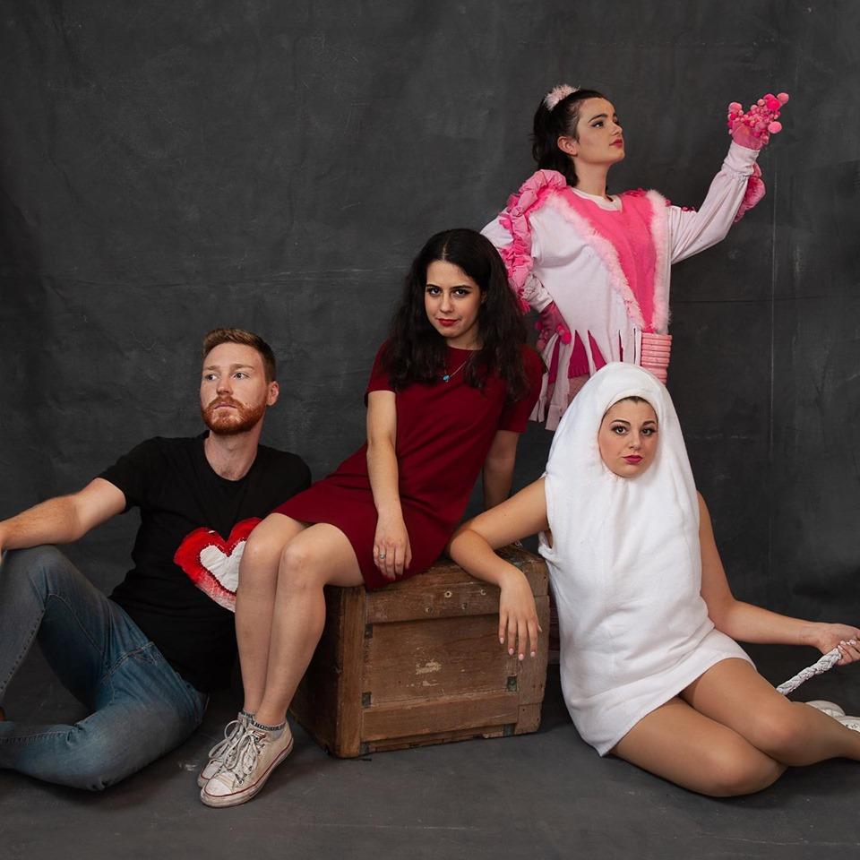 Ovariacting: A Period Drama - Body positive cabaret from Jamie Boiskin.