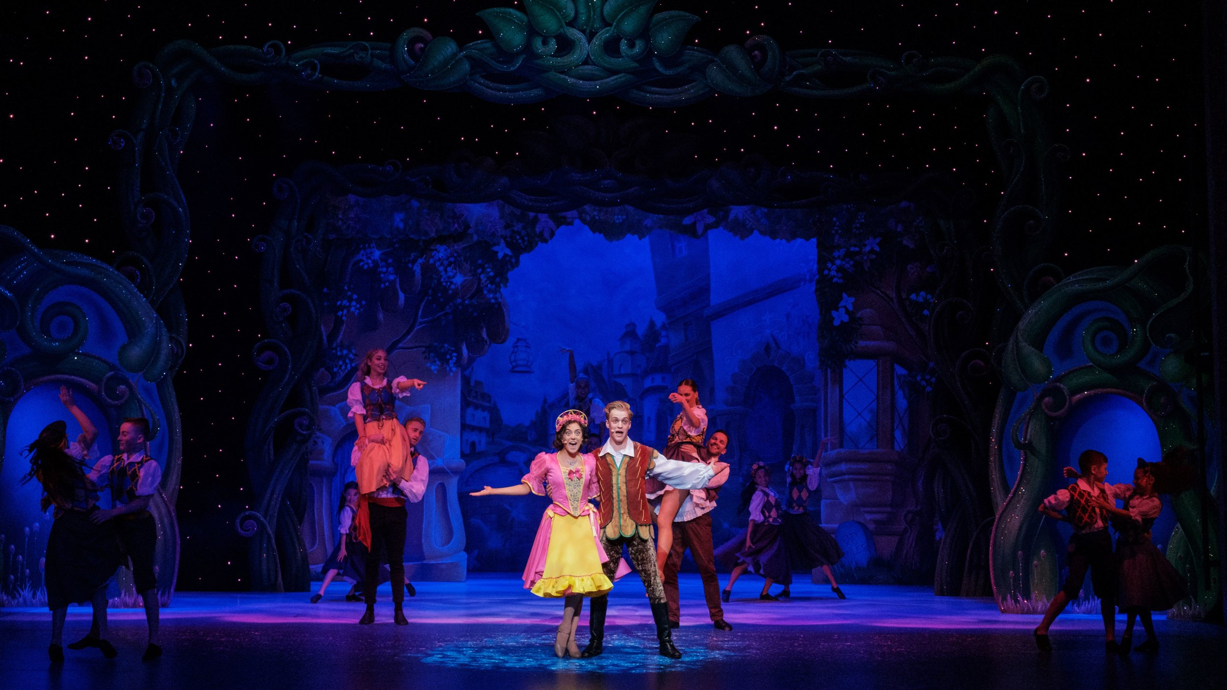 Jack and the Beanstalk - Sharing the traditions of pantomime with the whole family