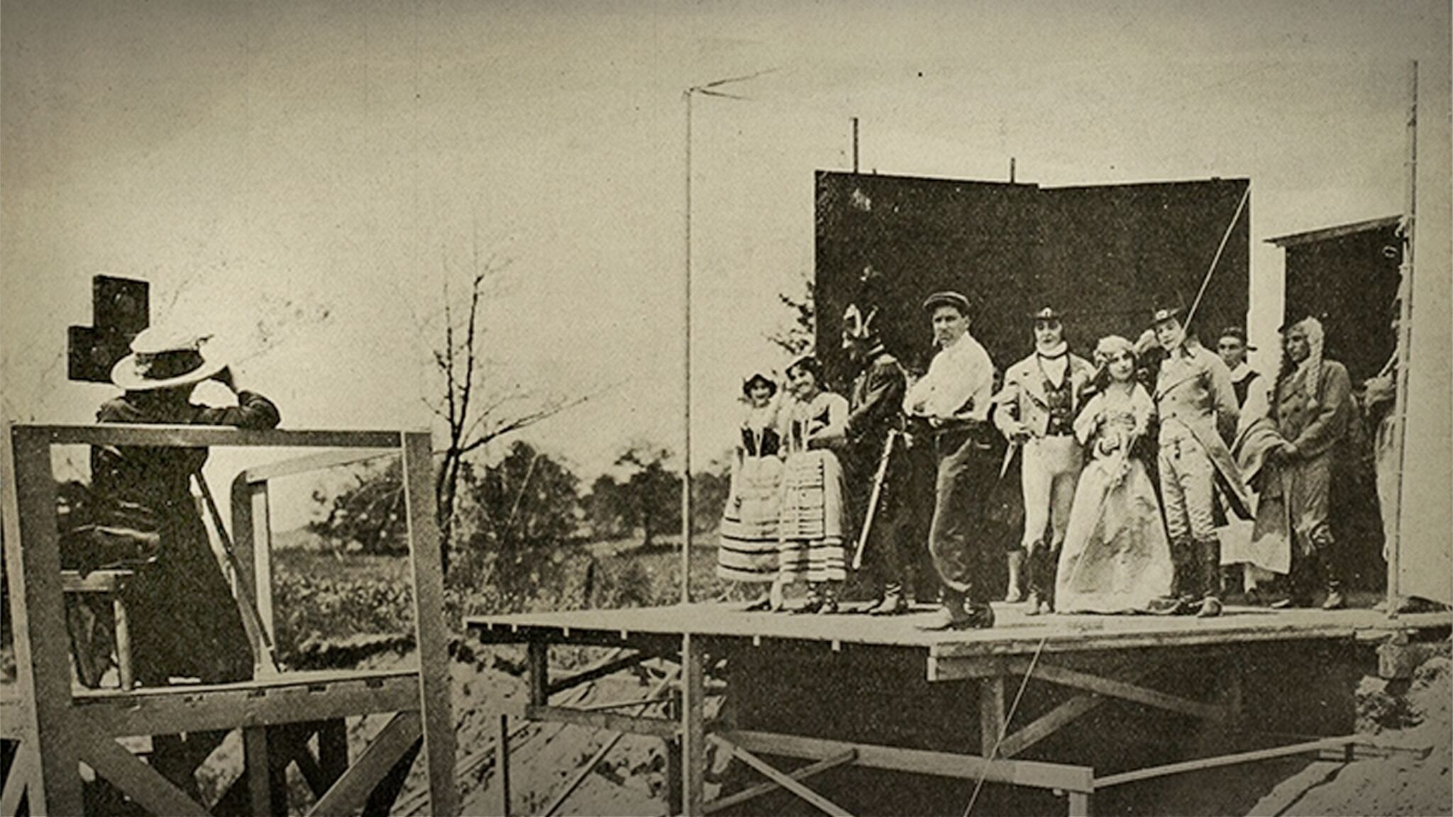 BE NATURAL: THE UNTOLD STORY OF ALICE GUY-BLACHÉ - For the love of cinema.