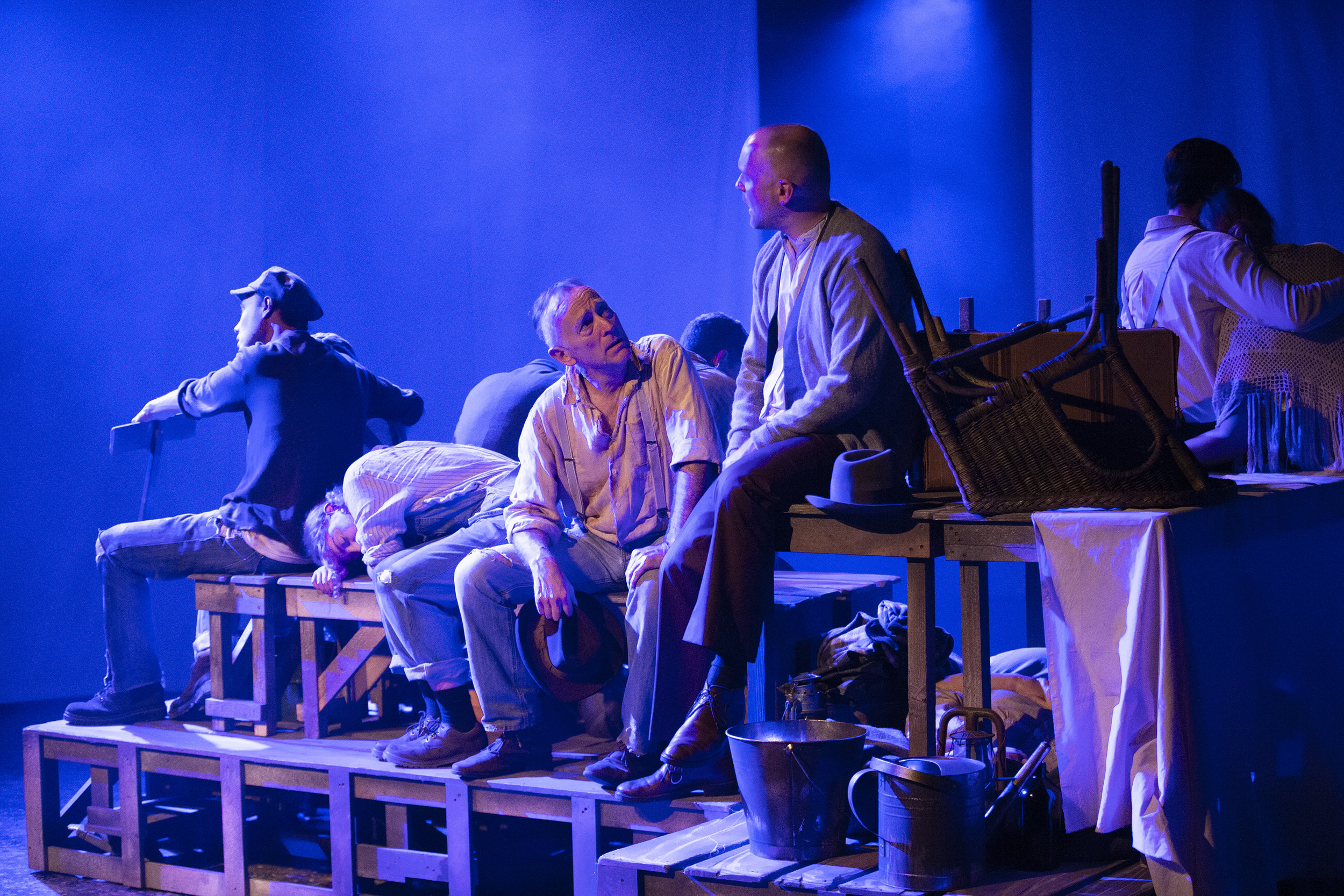 The Grapes of Wrath - A production worthy of its forebears