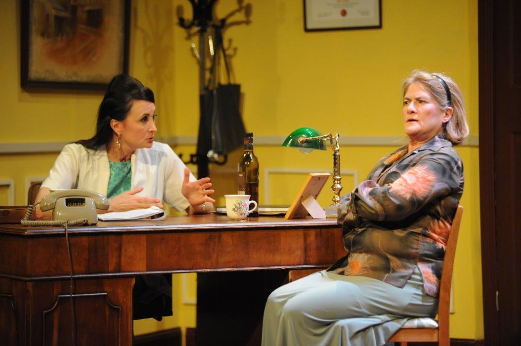 Goodbye, Mrs Blore - A very female intergenerational friendship.