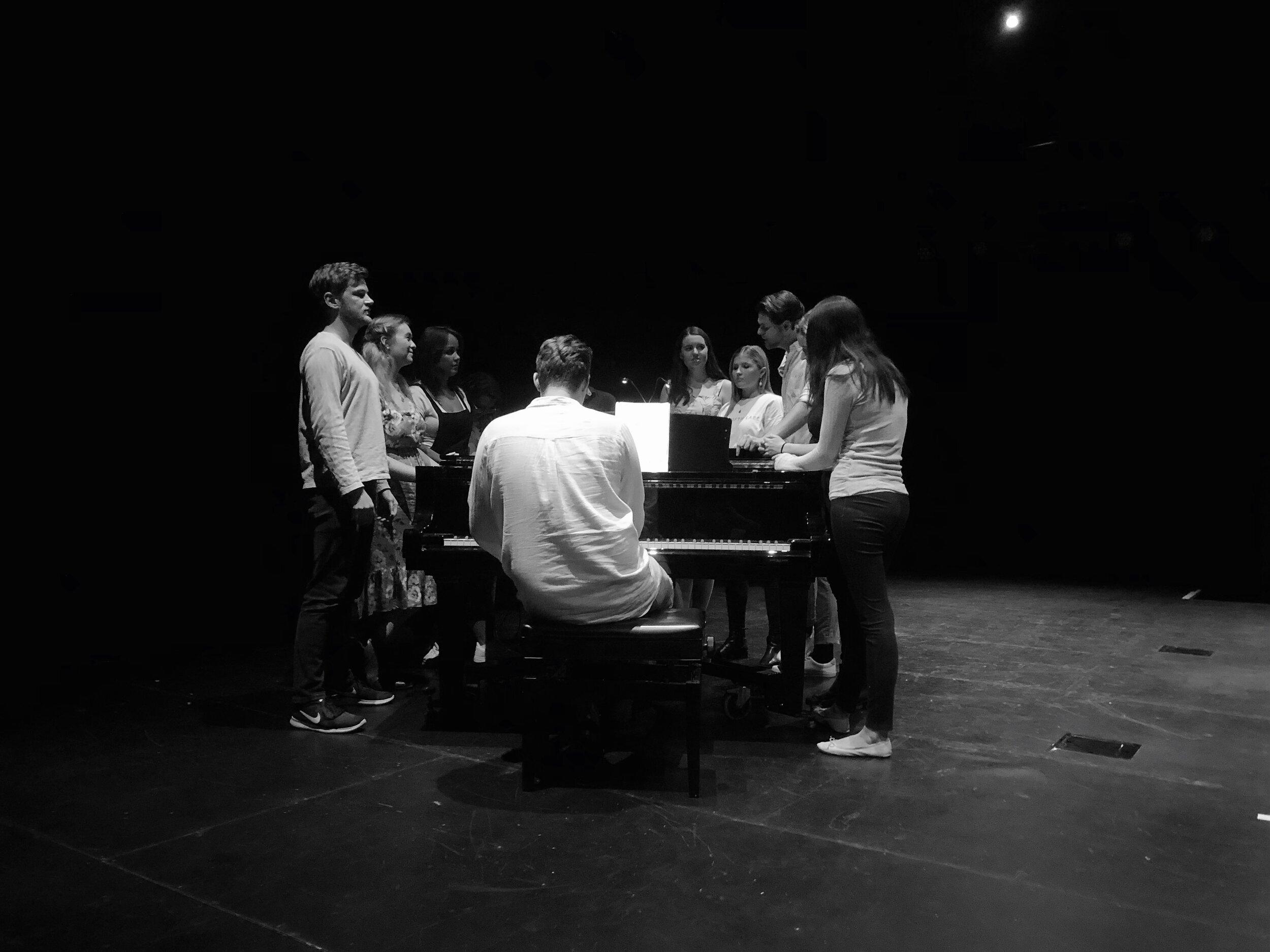 Tales of Foveaux - Zach Selmes tells us more about Reprise Theatre Co.