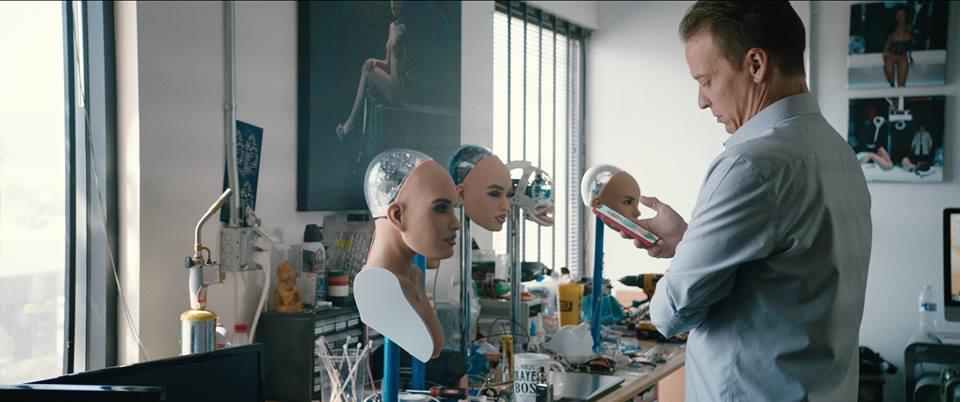 Hi AI - An Australian Premiere at the Antenna FF.