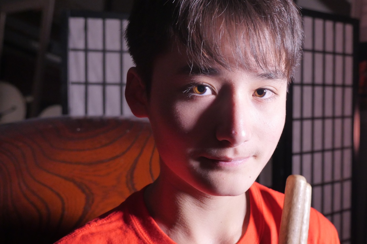 Taikoz: Seven Flowers - Among the artists performing is 16 year old Taiki Kendrick from Taikoz's student ensemble TATAKU..