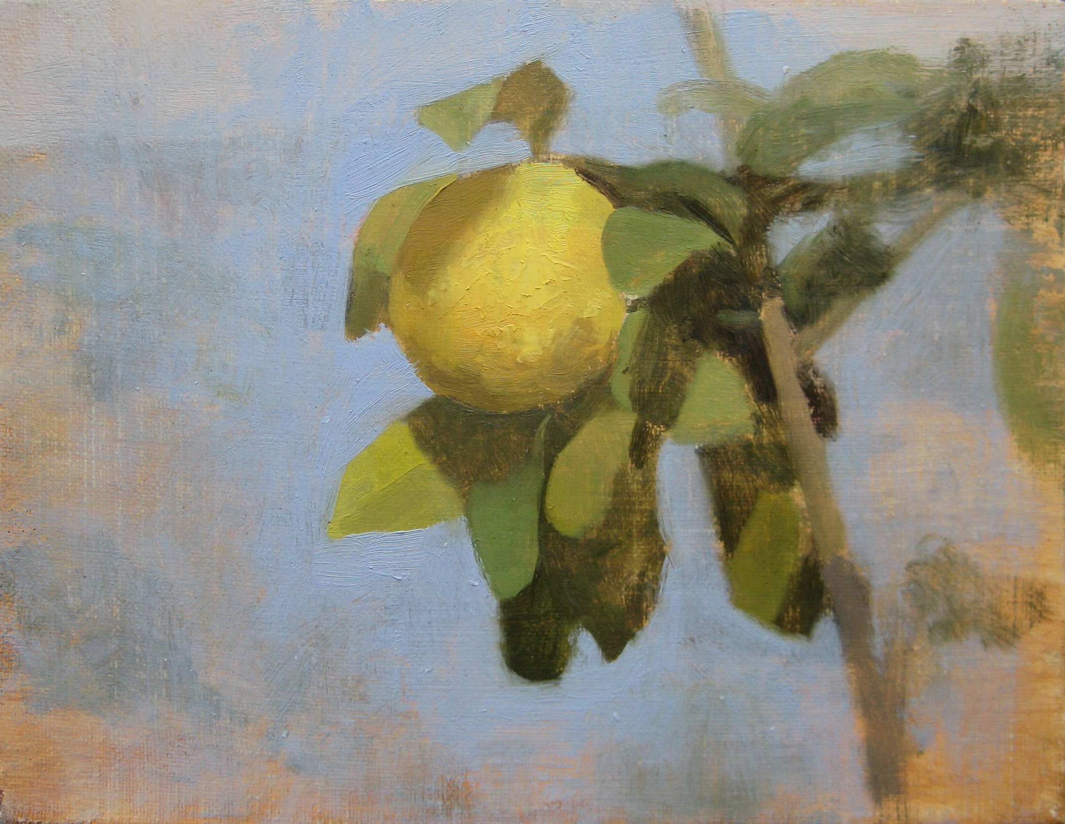 Oil on Canvas, 20X15 cm, 2011