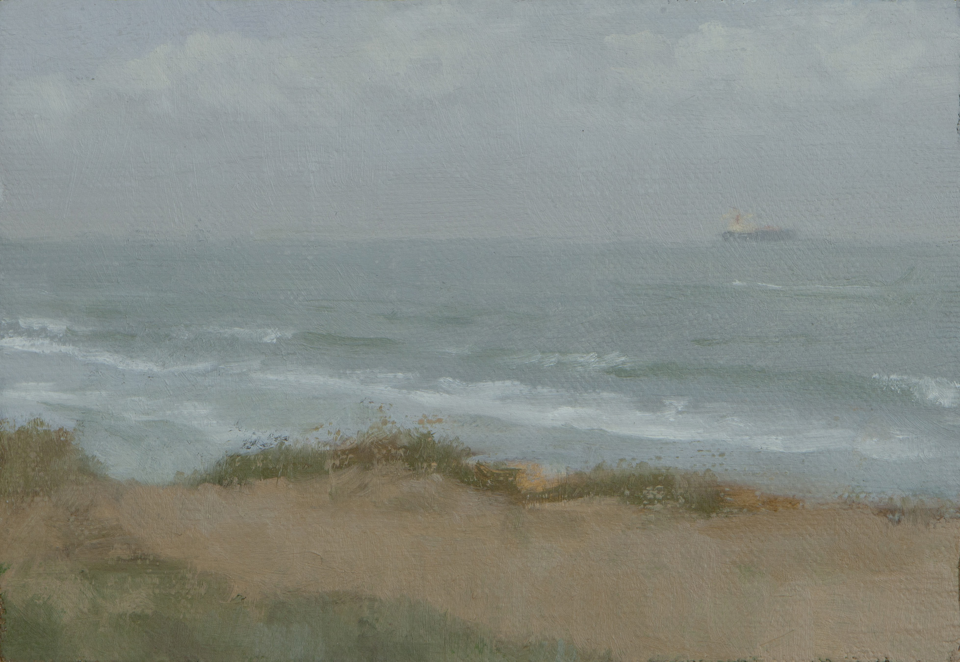 Oil on Canvas, 28X19 cm, 2013