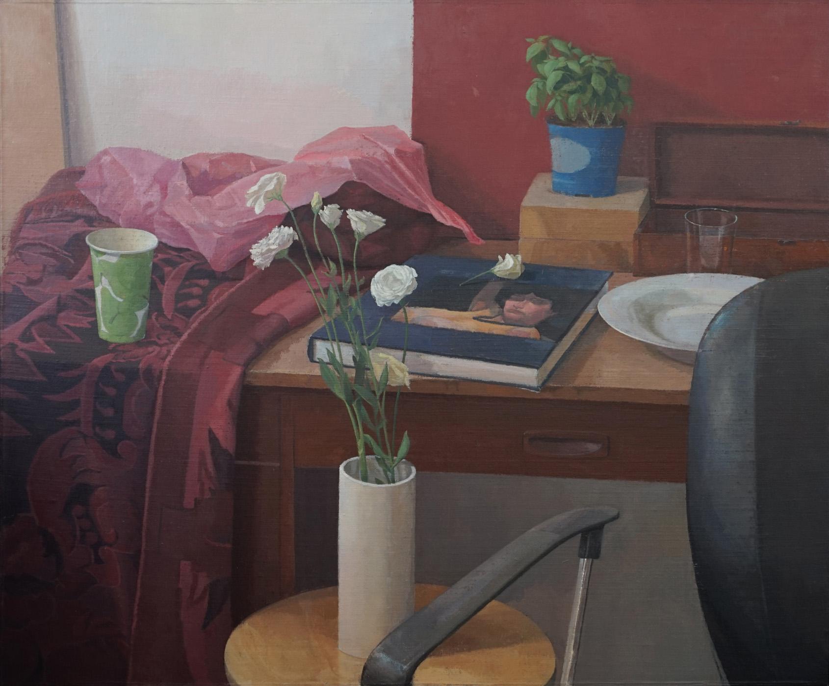Oil on Canvas, 96X80 cm, 2016