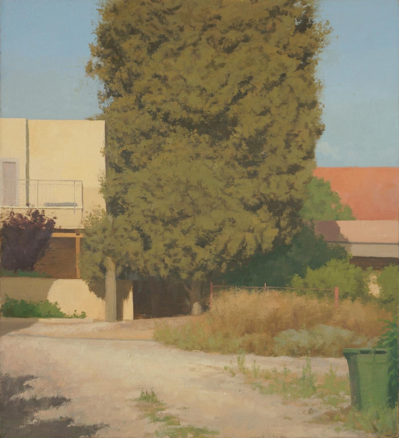 Oil on Canvas, 50X56 cm, 2013-2015