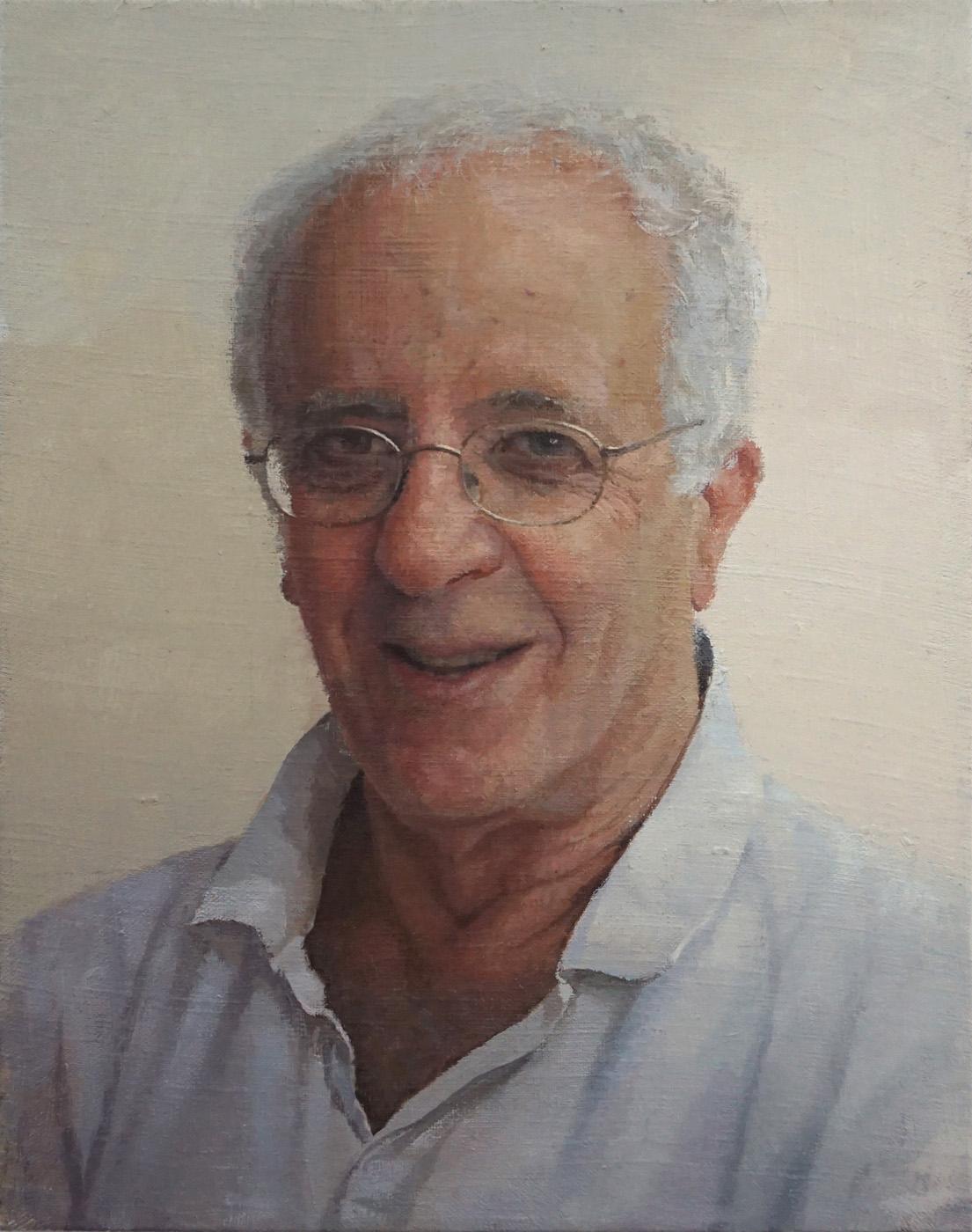 Oil on Canvas, 35X45cm, 2016
