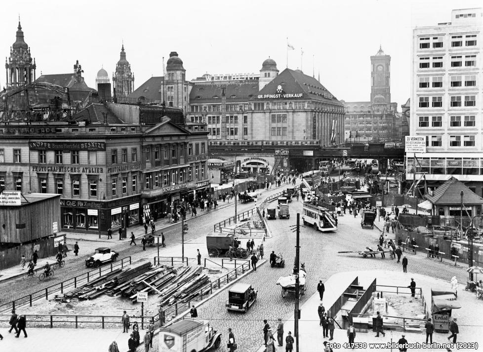 Krautklassiker des Monats - Berliner Alexanderplatz
