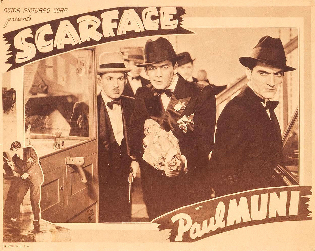Scarface - Die Mutter aller Gangsterfilme -