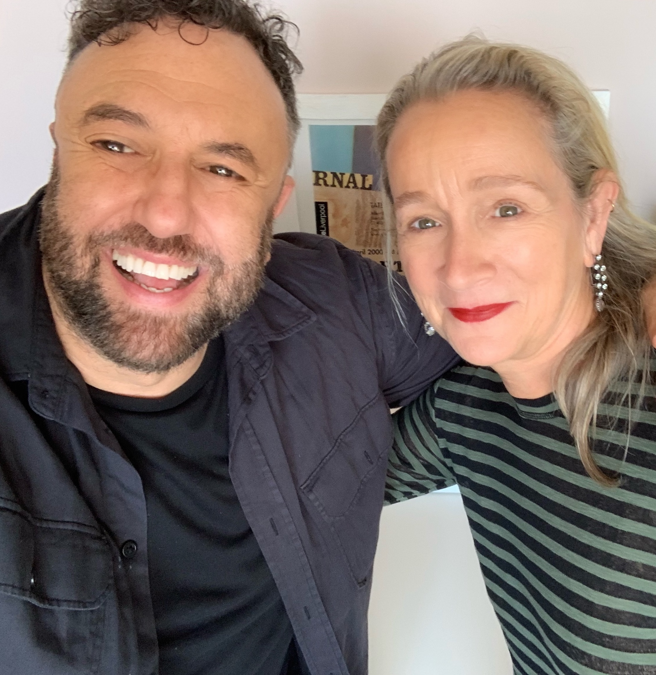 S1 Ep 5 Neil Moodie with Lucinda Chambers