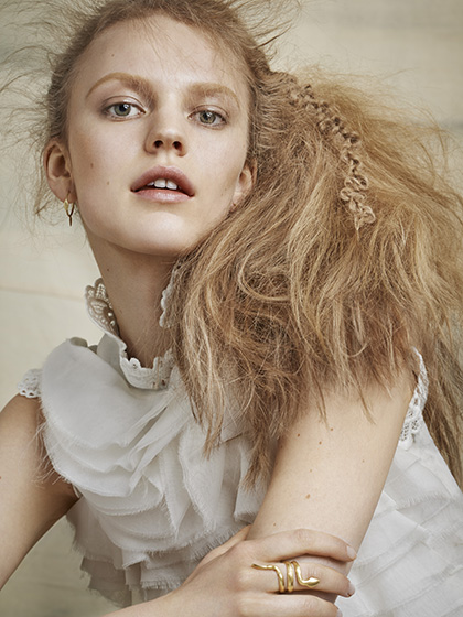Ph: Jem Mitchell for MIxte Mag Hair by Neil Moodie